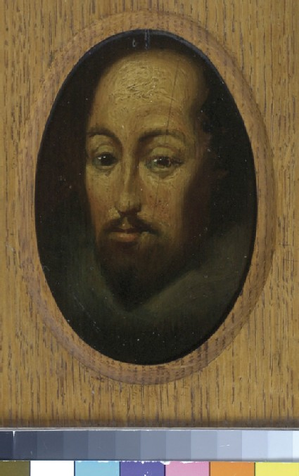 Presumed Portrait of William Shakespeare