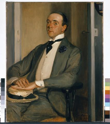 Portrait of Max Beerbohm