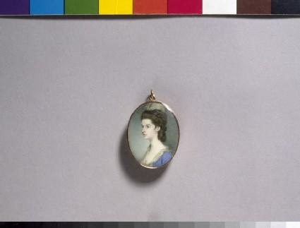 Portrait of Elizabeth Reed