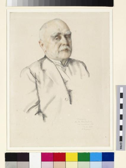 Portrait of Mikhail Vasil'evich Braikevitch