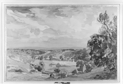 View near Richmond, Yorkshire