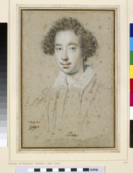 Portrait of Paolo Sforza