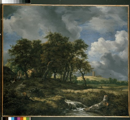 Landscape near Muiderberg