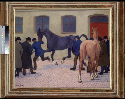 Showing at Tattersalls