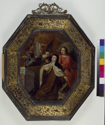 St Teresa of Avila in Ecstasy
