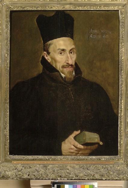 Portrait of an Ecclesiastic
