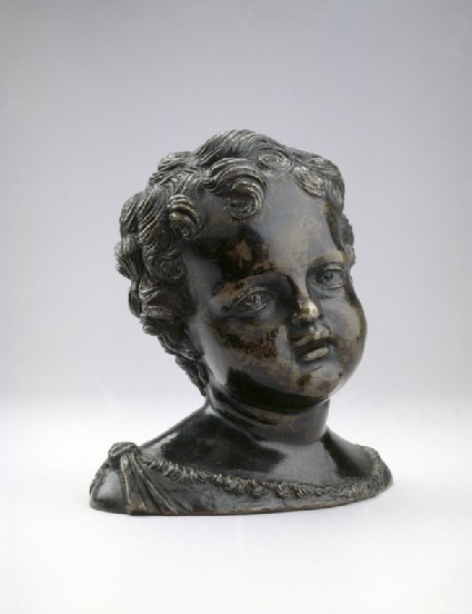 Bust of the Infant St John Baptist