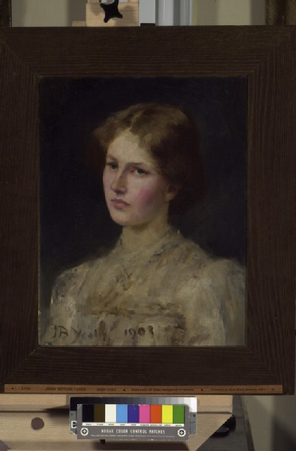 Miss Margaret Grierson