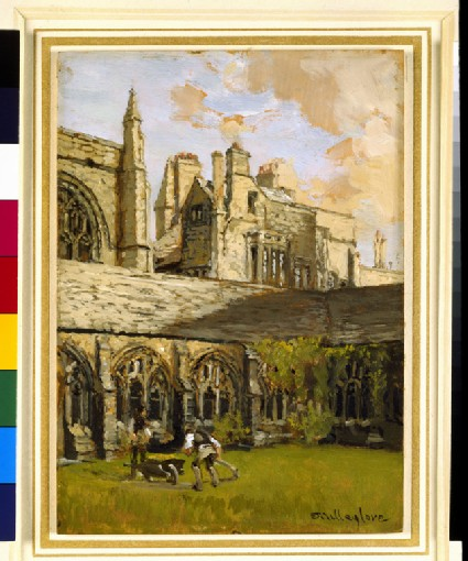 Cloisters at New College, Oxford