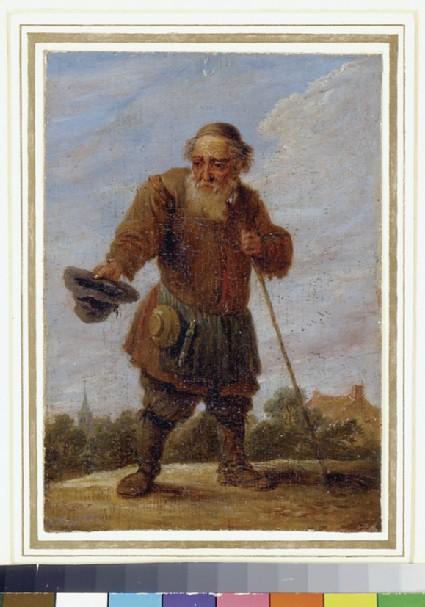 An old Beggar