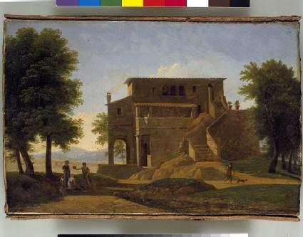 An Italian Villa