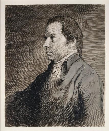 Portrait of Francis Douce