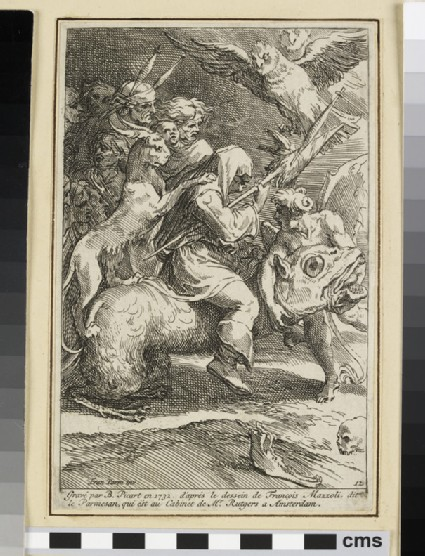 The witches's sabbath