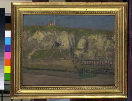 The Cliffs, Dieppe