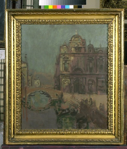 Scuola San Marco, Piazza San Giovanni e Paolo