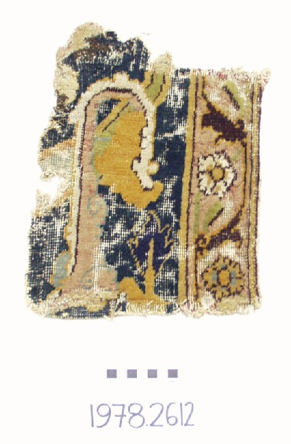 Carpet fragment