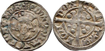 Medieval coin