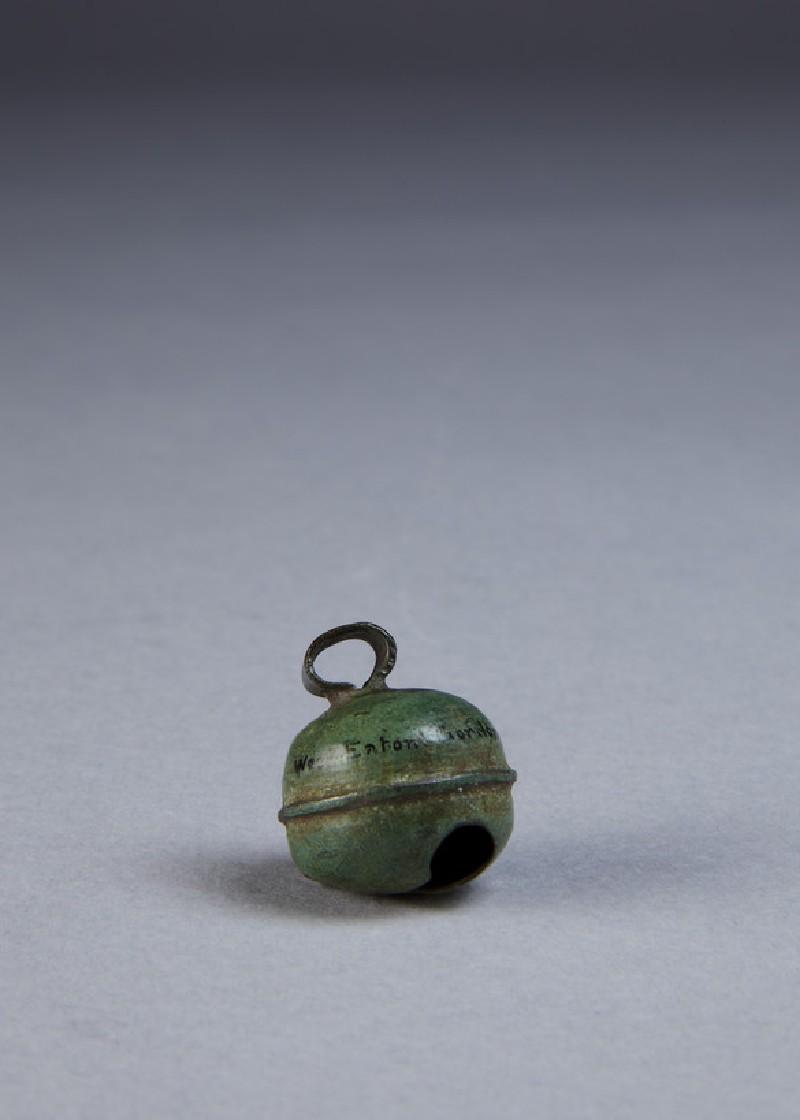 Small bronze bell