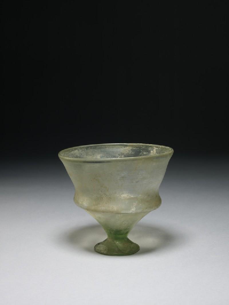 Glass goblet (AN1956.1019)