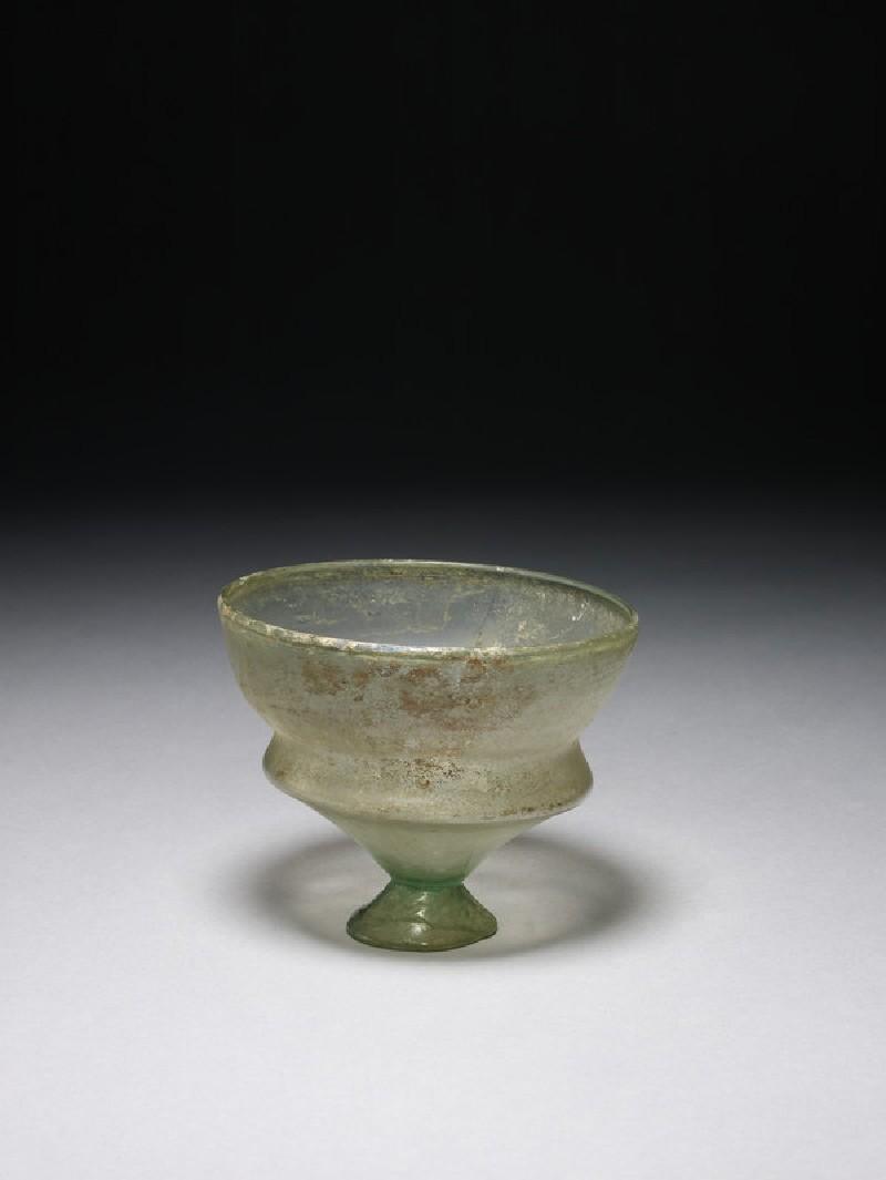 Glass goblet (AN1956.1021)