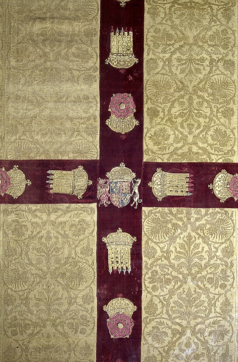 Funeral pall (Cloth of Gold) (AN2009.52)
