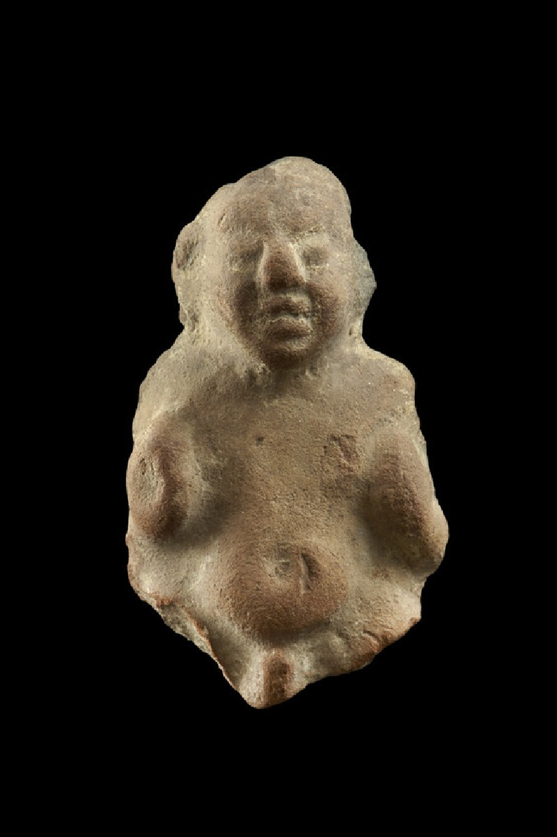 Fragmentary figure of a male