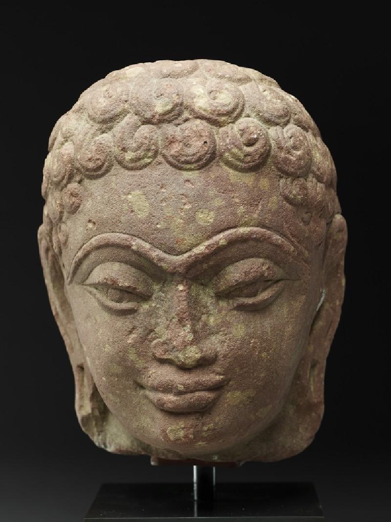 Head of a Jina (EA1963.27, front           )