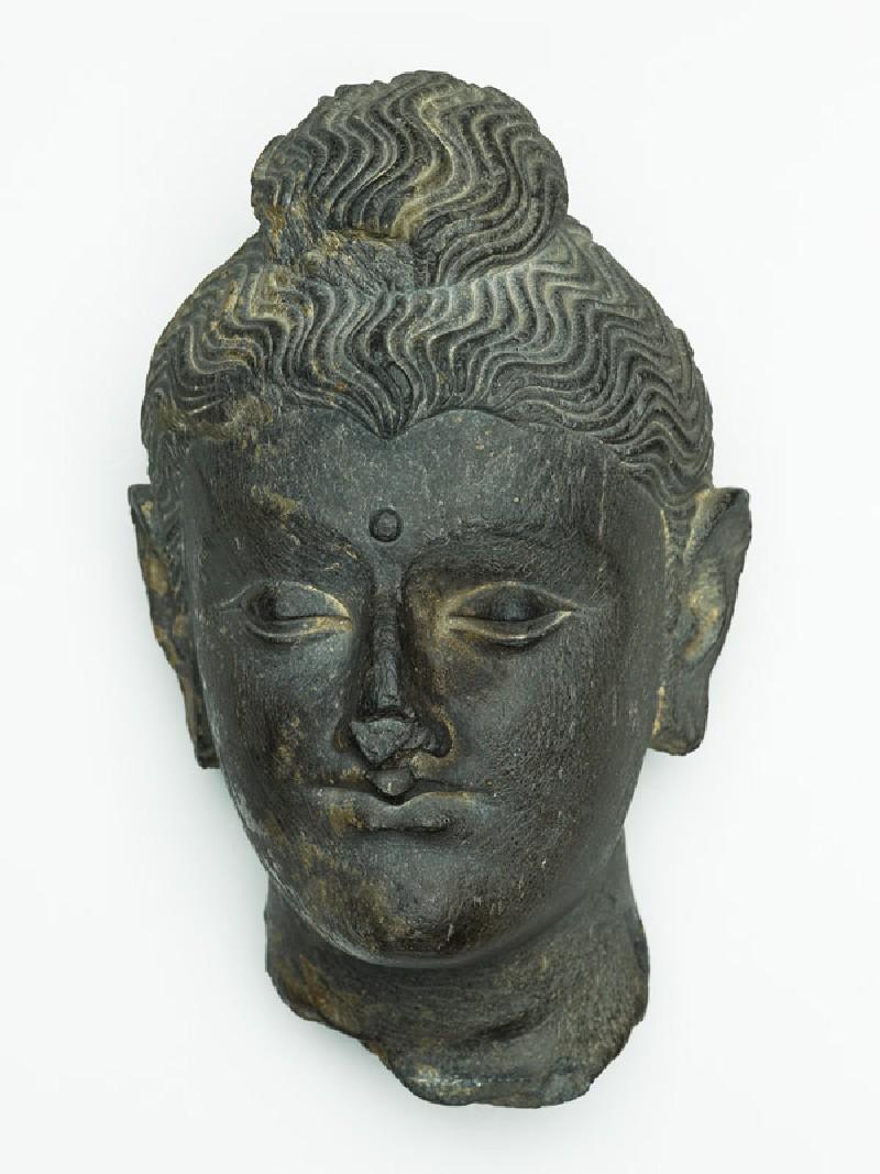 Head of the Buddha (EA1996.68, top           )