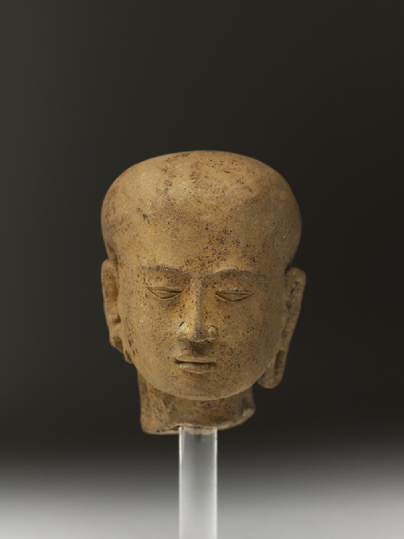Head of a young woman (EA1997.227, front            )