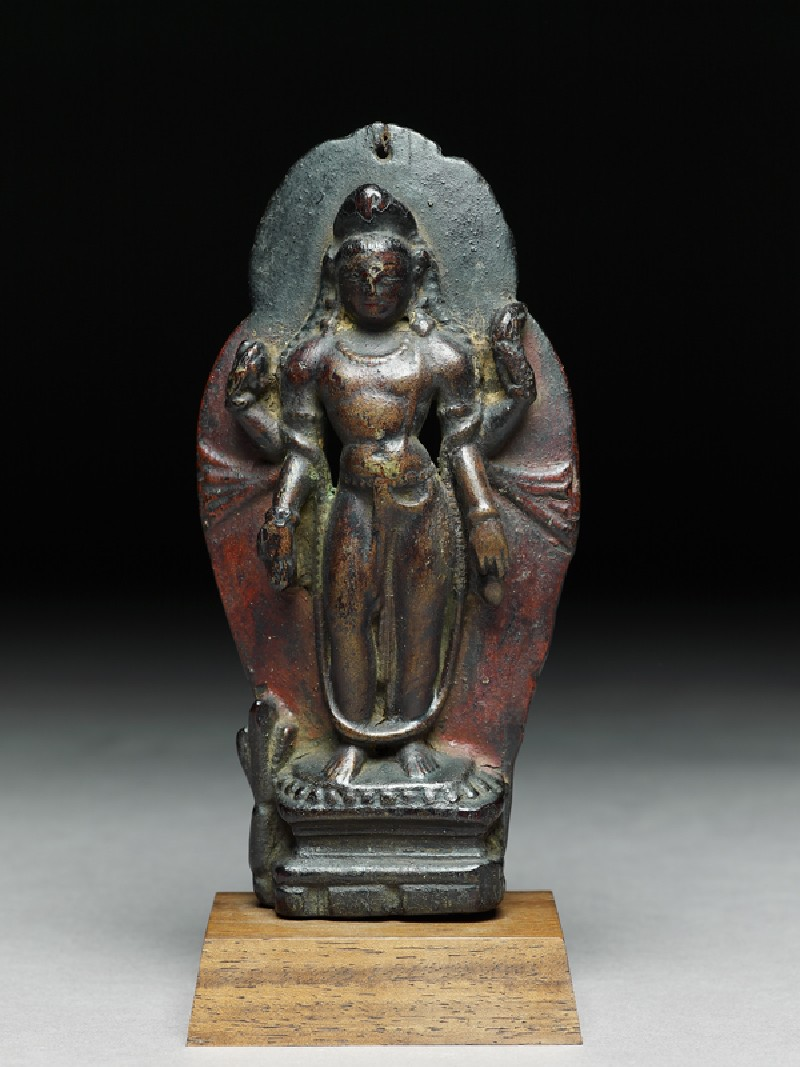 Figure of Maitreya, the future Buddha