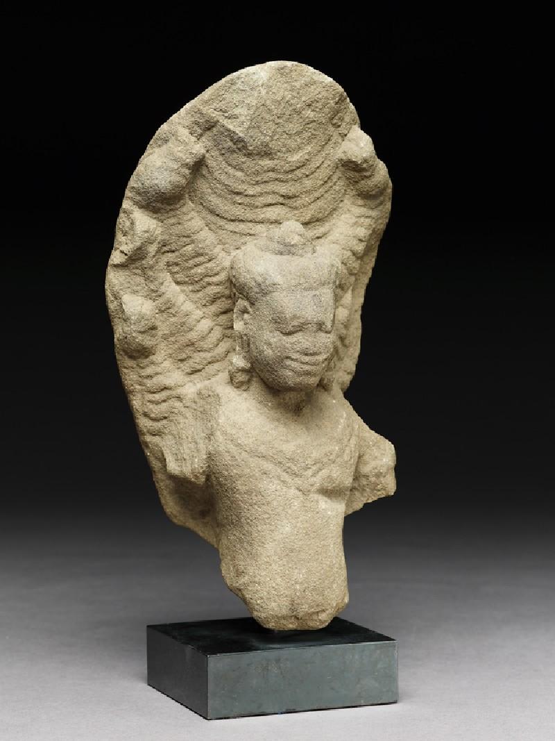 Torso of the Muchalinda Buddha