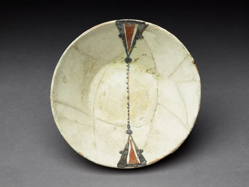 Bowl with painted decoration (EA2005.45, top           )