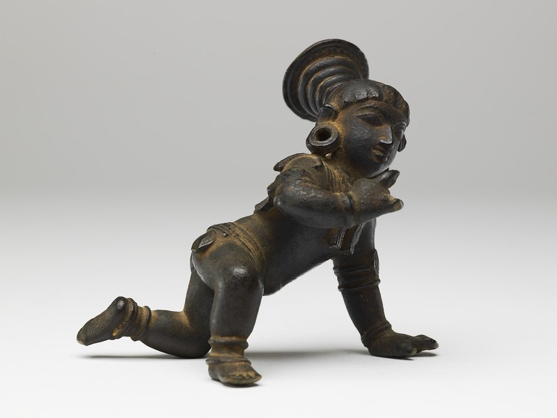 Figure of Krishna, the Butter Thief