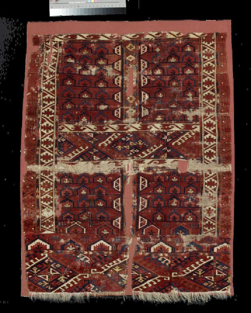 Turkmen Kizil Ayak carpet (EA2014.11)