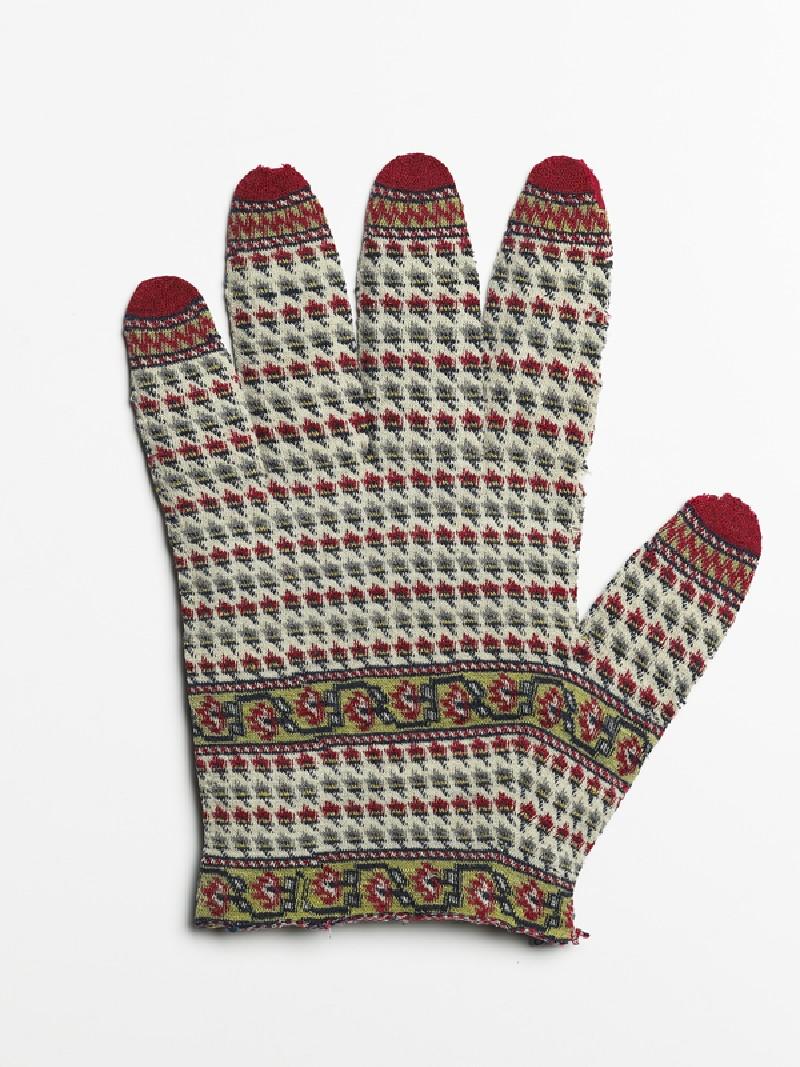 Warren Hastings' glove