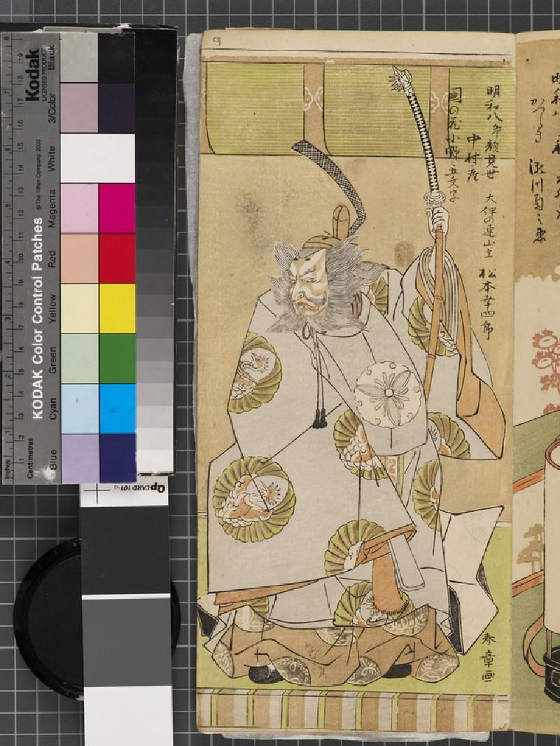 Matsumoto Kōshirō (EAX.4804, front          )