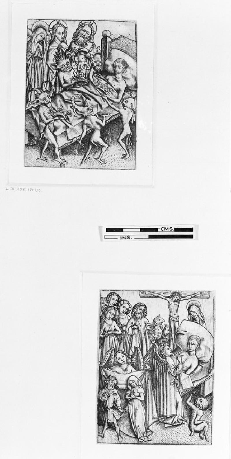 The Temptation of avarice (WA1863.1981)