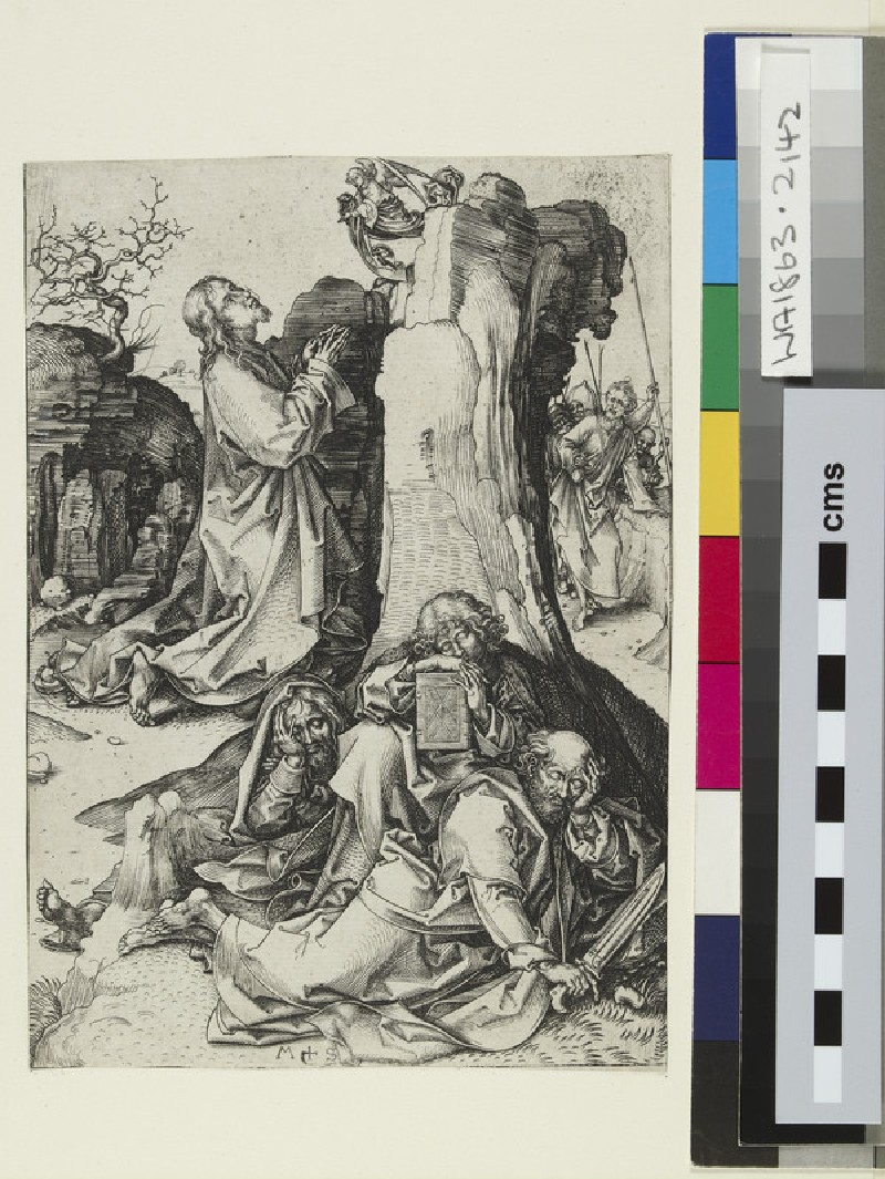 The Agony in the Garden (WA1863.2142)