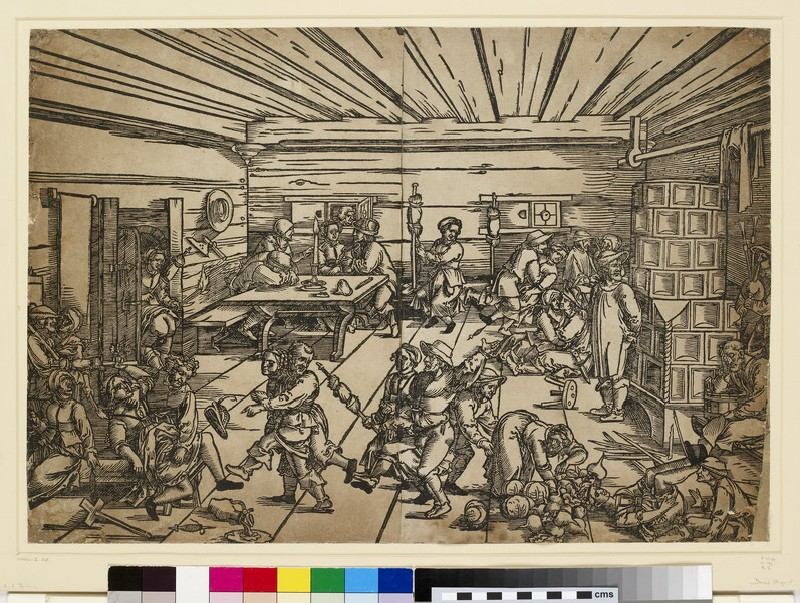 The Spinning Room (WA1863.3188)