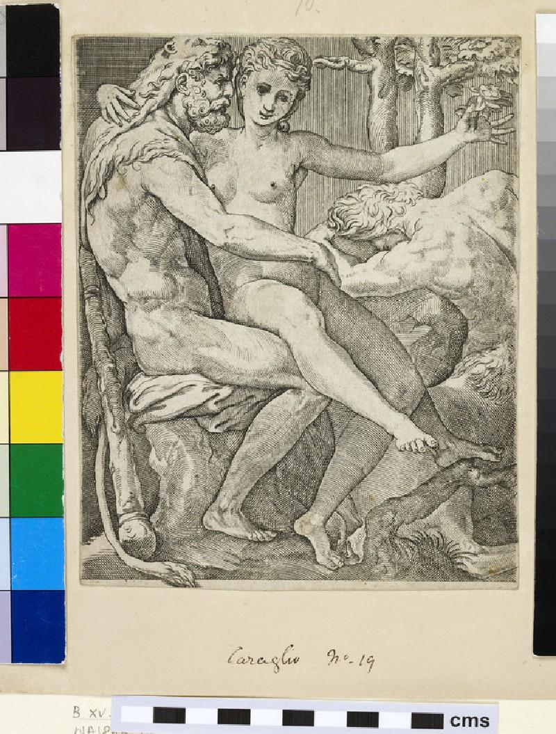 Hercules and Deianira (WA1863.4043)
