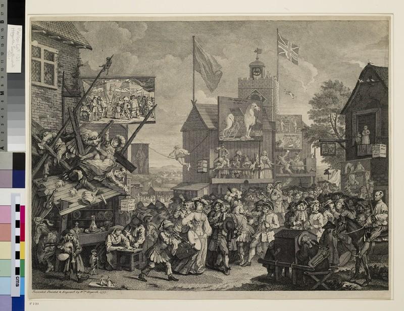 Southwark Fair (WA1863.6220)
