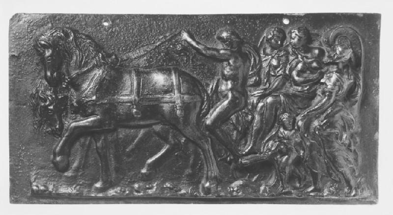 Triumph of the Trivium of Grammer, Rhetoric, and Dialectic