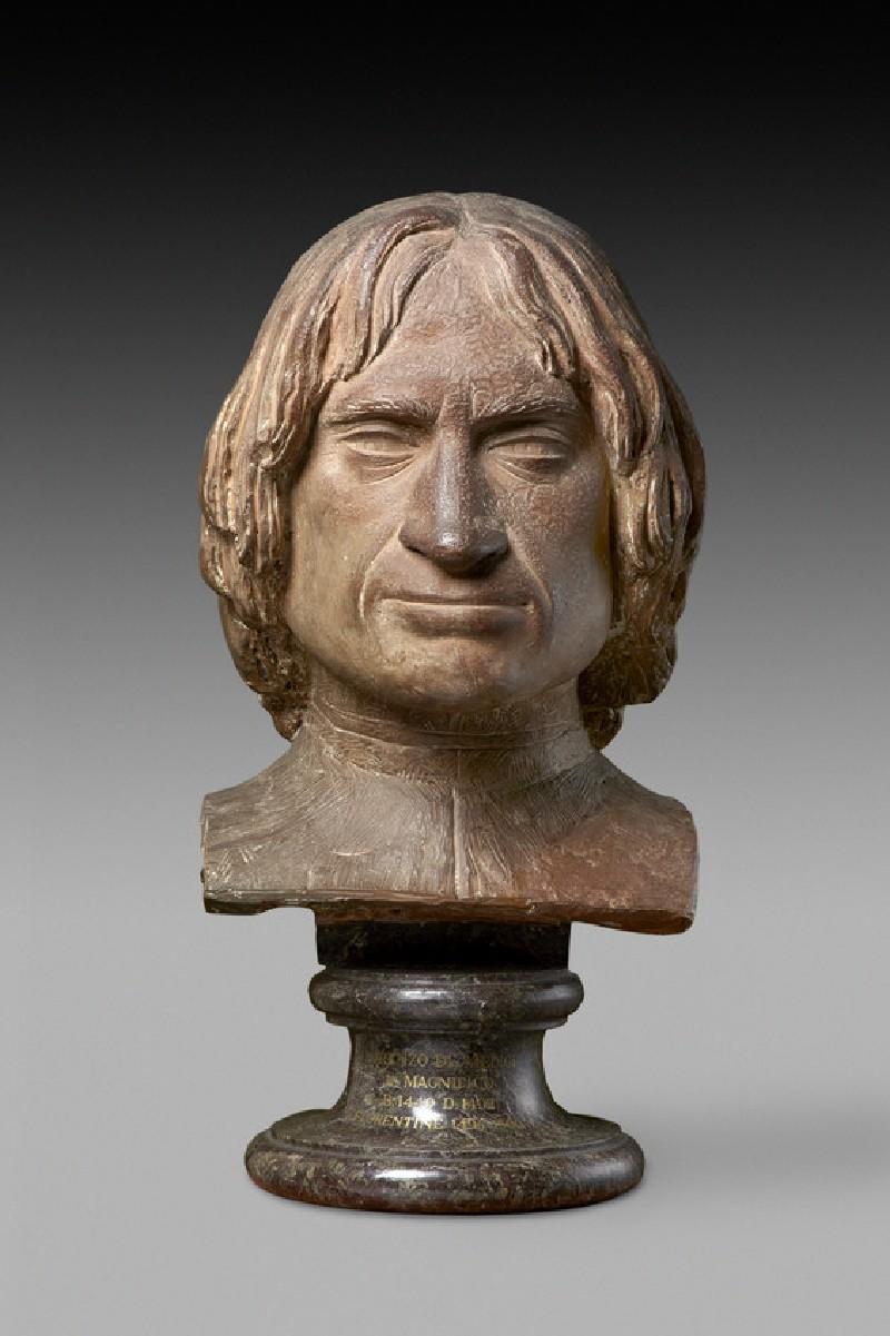 Portrait Bust of Lorenzo de' Medici