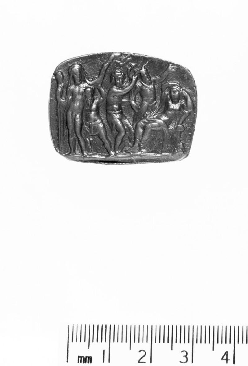 Bacchus and Ariadne (WA1908.114)