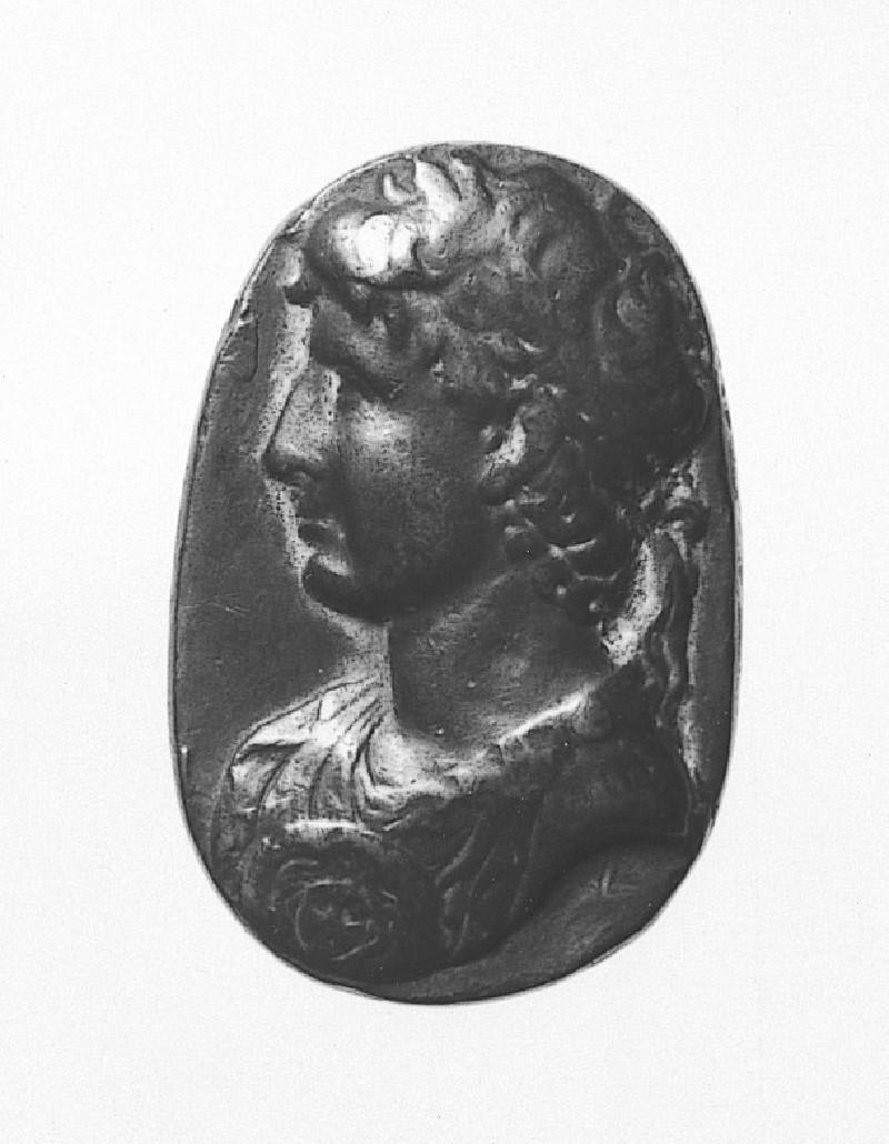 Portrait Bust of a Roman Emperor