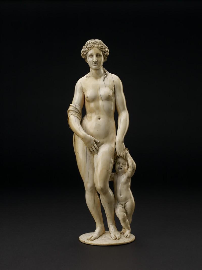 Venus with Cupid (WA1932.194)