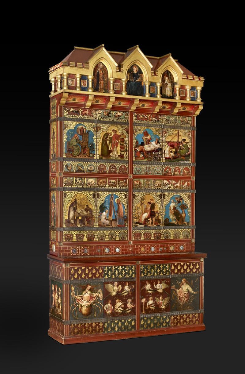 Great bookcase (WA1933.26)