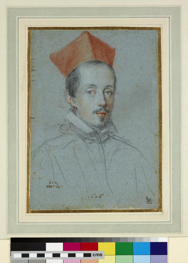 Portrait of Cardinal Luigi Caetano (WA1937.286)