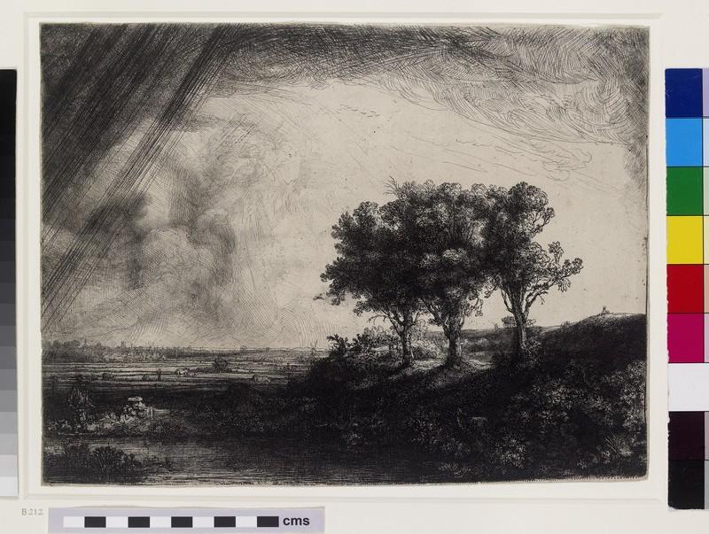 The Three Trees (WA1946.219)