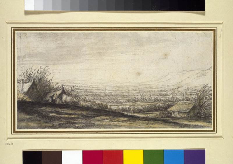 Extensive Landscape with Cottage and Cattle (WA1950.178.5)